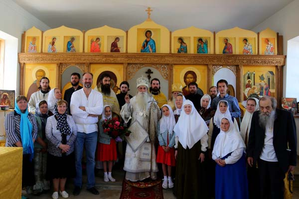 члены старообрядческой общины