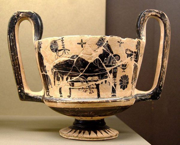 симпозиум-канфар- 560 г. до н. эры