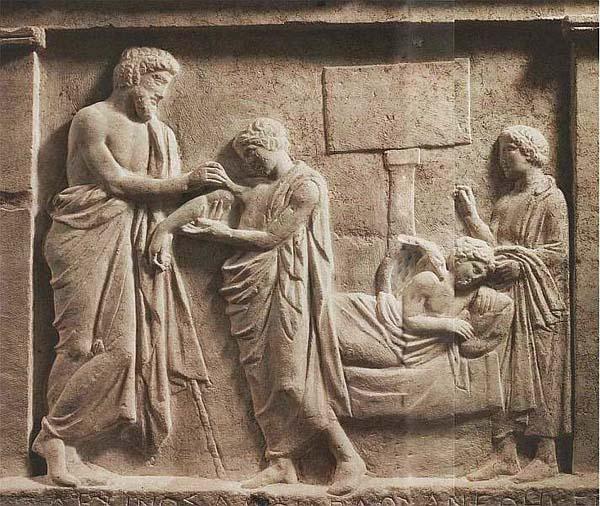 00-Медицина древней Греции
