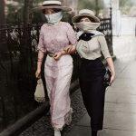 Эпидемия «испанки» в мире более 100 лет назад.