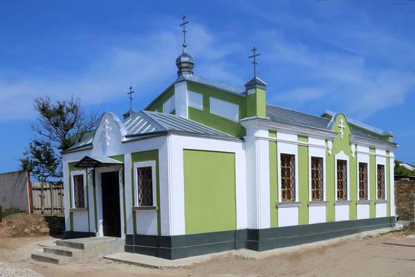 2016-старообрядческого храма в пос. Курортное (Мама Русская)
