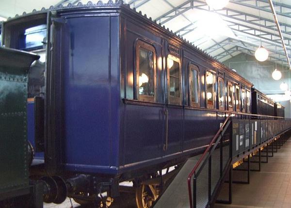 57.синий вагон