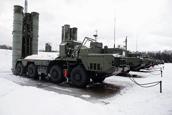 Зенитная ракетная система С-400 -Триумф