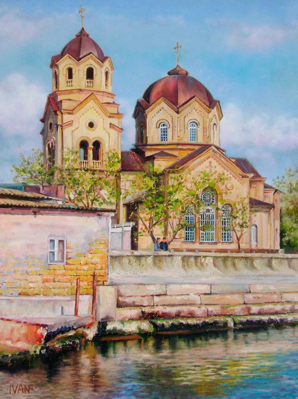 Кудрявцев-храм св. ильи