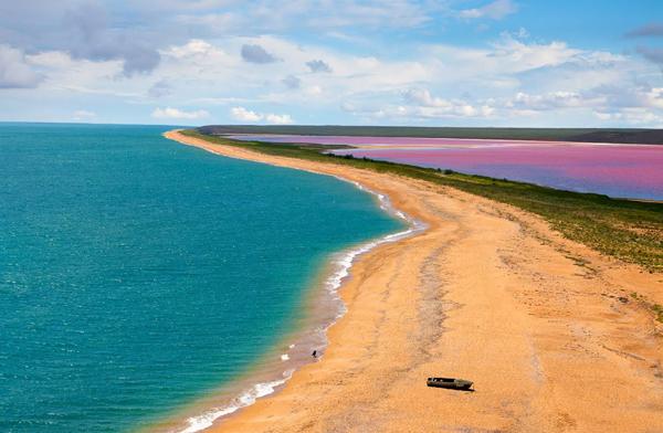 5Кояшское озеро Beach