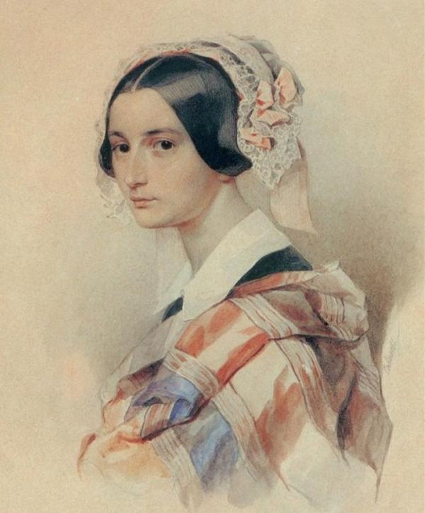 Александра Смирнова-Россет (1809 — 1882)