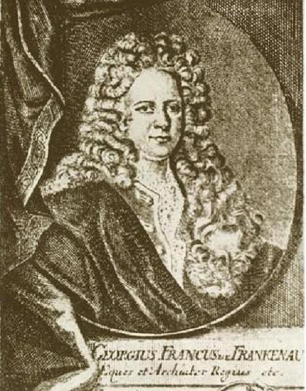 Георгом Франком фон Франкенау.