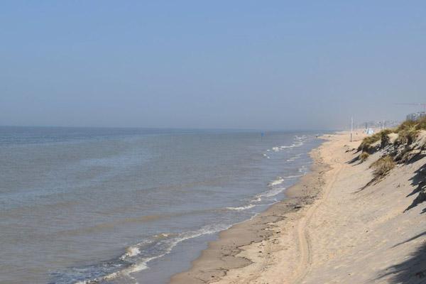 берег-песок