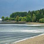 Курортный район Новосибирского моря