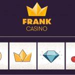 Играем на сайте казино Франк