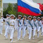 Состоялся 70 выпуск офицеров Нахимовского училища Севастополя.