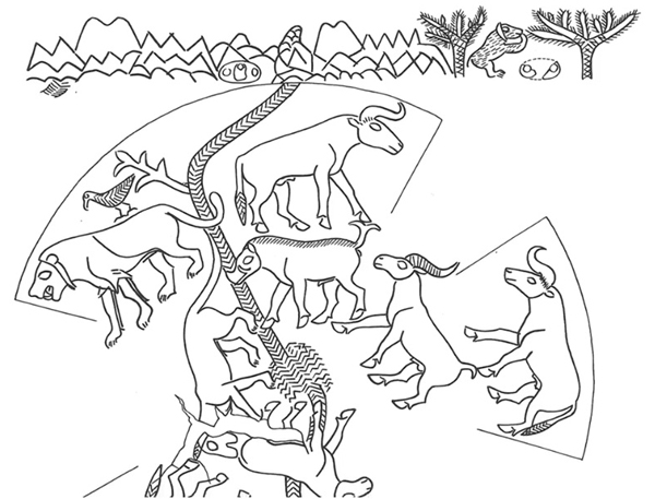 звери-2-горы