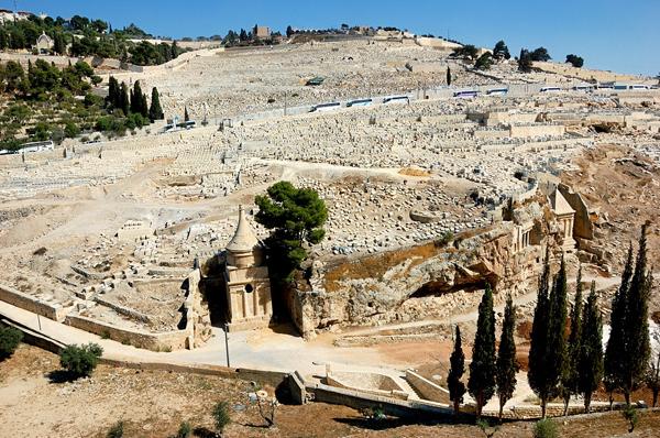 0-Масличная гора в Иерусалиме