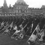 Парад 24 июня 1945 года в Москве