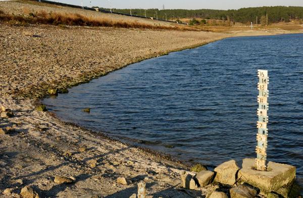Симферопольское водохранилище-мерка
