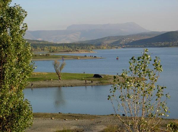 Симферопольское водохранилище2020