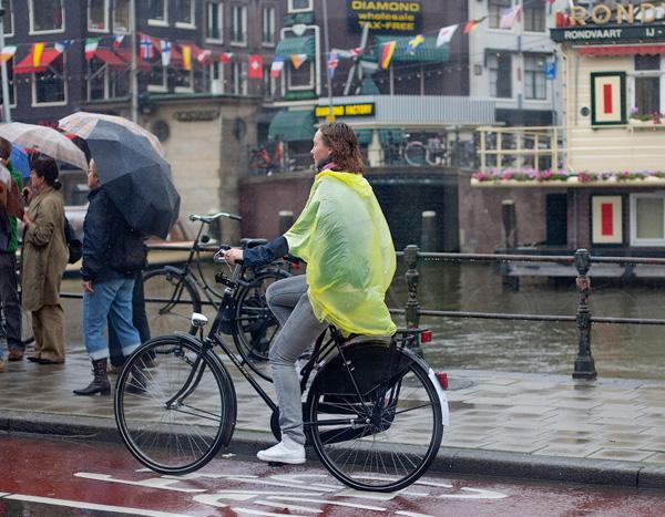 в Амстердаме=