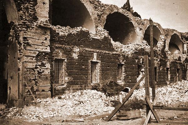 оборона Брестской крепостиб