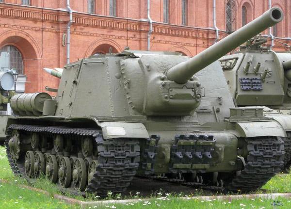 парад-Самоходно-артиллерийская установка