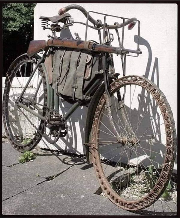 1905 Model Military Cycle