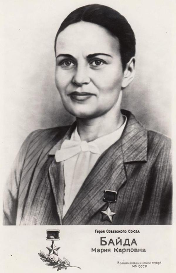 Байда Мария
