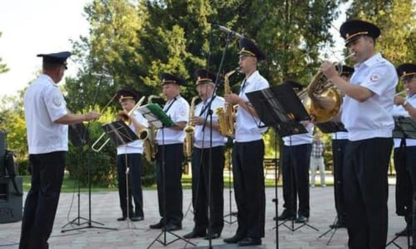 оркестр МВД