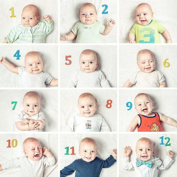 от рожд до 1 года
