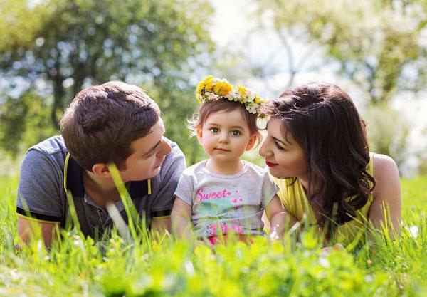 семья-дети