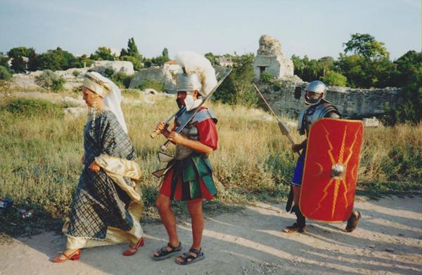 Фото 10. Фестиваль реконструкторов 2003