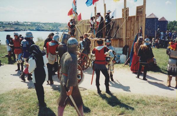 Фото 12. Фестиваль реконструкторов-2003