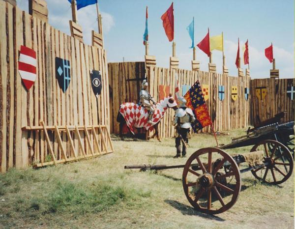 Фото 15. Фестиваль реконструкторов -2003