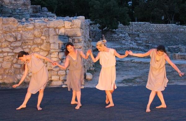 Фото 4. Фестиваль танца -Терпсихора в Тавриде