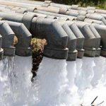 Вода  пошла в столицу  Крыма