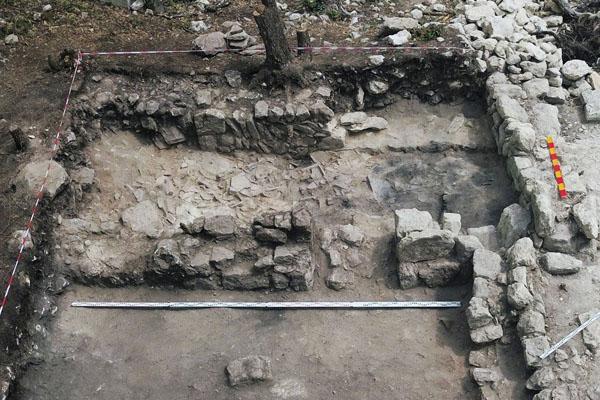 раскопки эски-кермен
