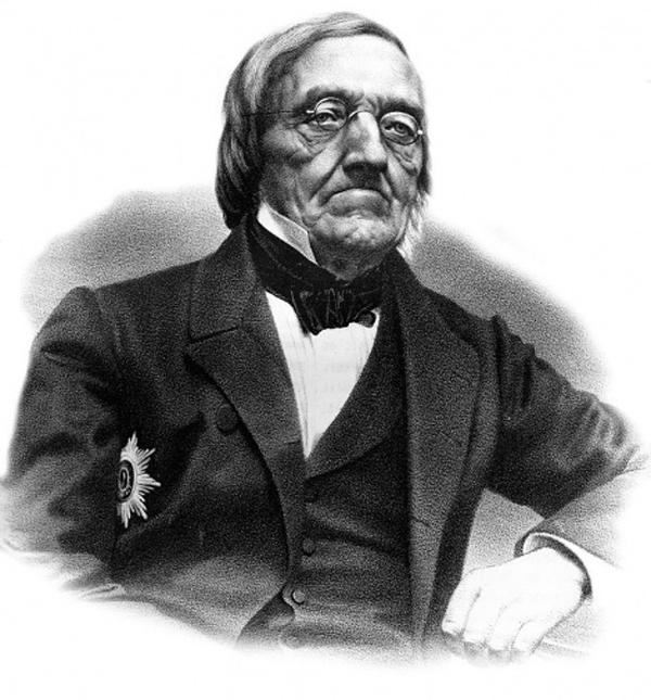 Карл Эрнст фон Бэр
