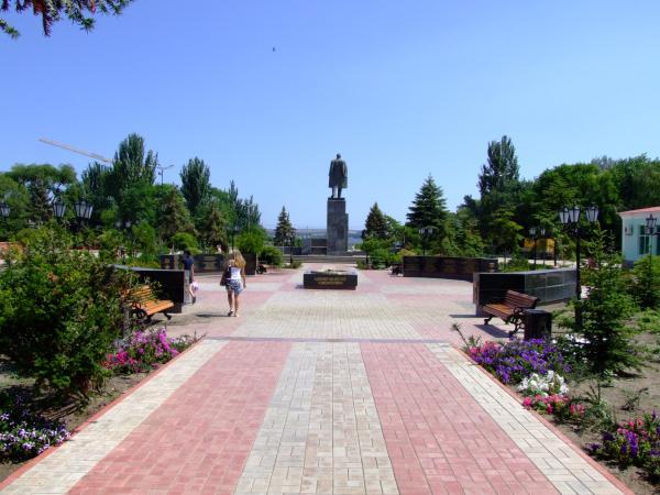 Сквер Мира