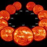 Начался новый 11-летний цикл активности Солнца