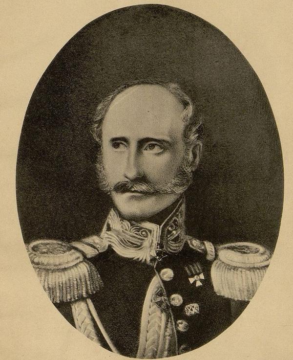 Фёдор Петрович Литке.