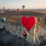 Фестиваль полётов на аэростатах «Крымское небо»