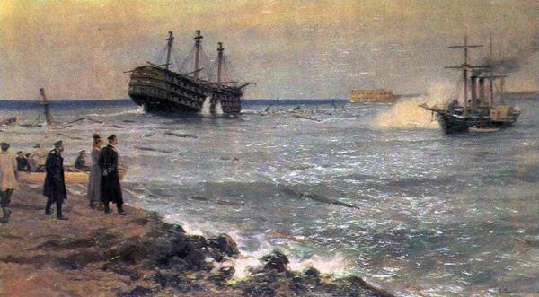 затопление-11 сентября 1854 г