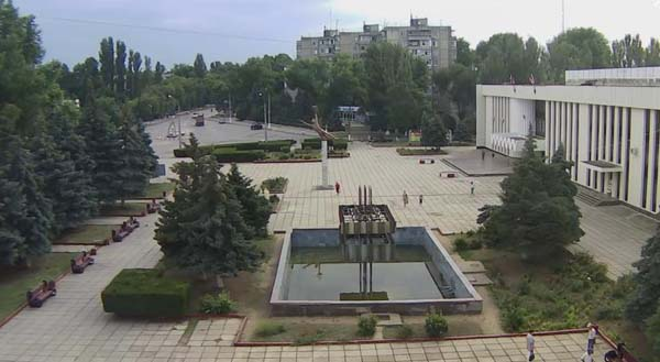 площадь ДК Корабел