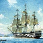 Стратегическое затопление кораблей 11 сентября 1854 года