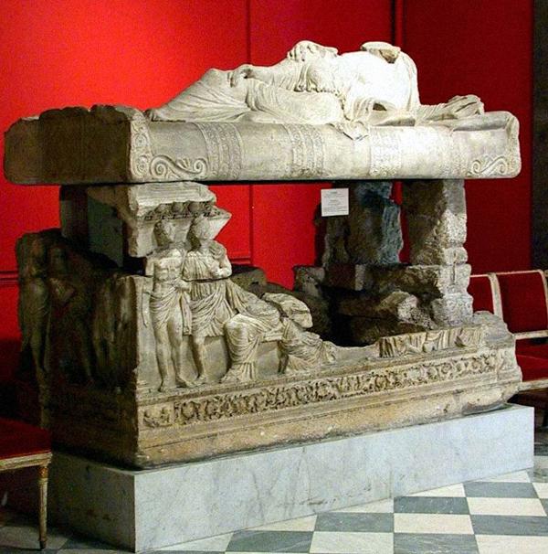 Мирмекийский саркофаг