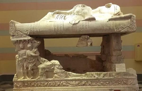 греч гр-150 г. до н.э.-Тиберия-Юлия-Евпатора-царя Боспора