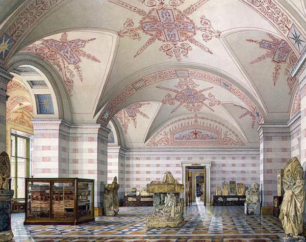 1835-керченский зал эрмитажа.