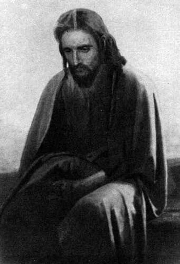 Kramskoy_Первый вариант картины (1867)