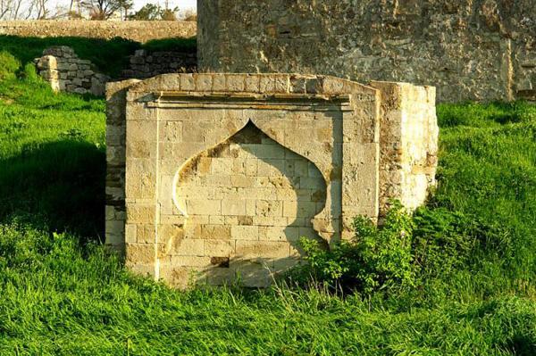 армянский фонтан дмитрия салунского