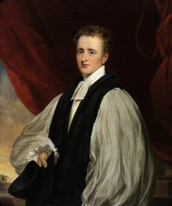 керчь-Реджинальд Хебер (1783-1826) - английский священник,