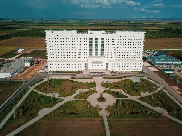 00-нового здания многофункционального медцентра