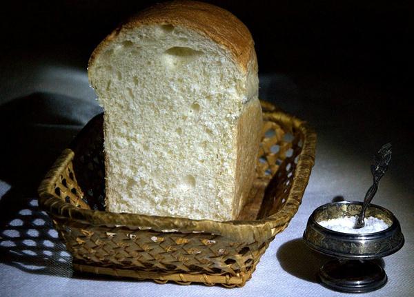 23 ноября-хлеб да соль